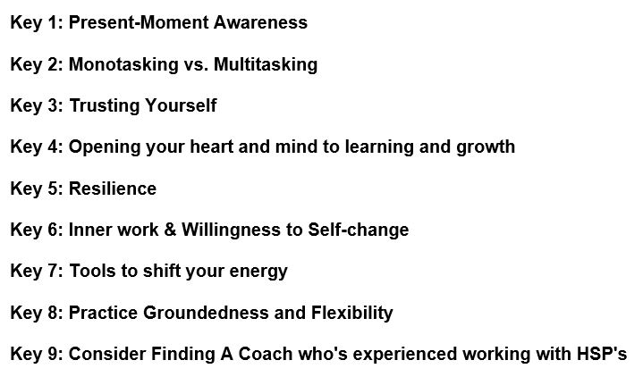 Keys for leading in times of transition